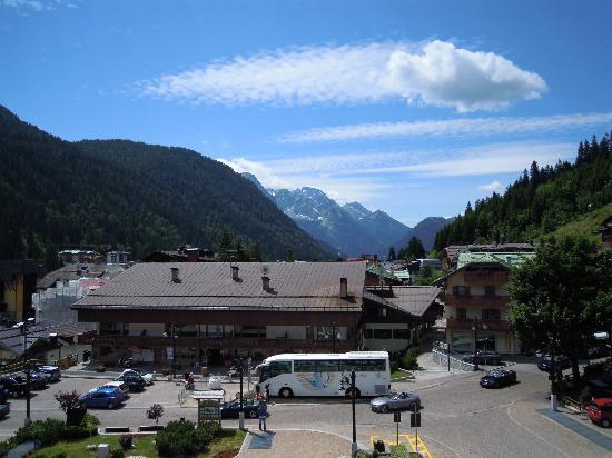 Hotel Ariston: Veduta dal terrazzo
