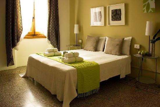 "B&B In Centro : double/triple room ""green"""