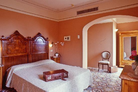 Hotel Gardenia al Lago: Belvedere room