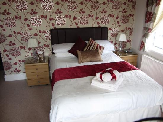 Bentley Lodge: double room 1st floor
