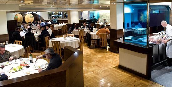 Sagardi BCN Centre: Restaurant area