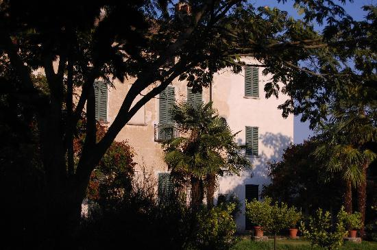 Bed and Breakfast Locanda Lugagnano: dal giardino