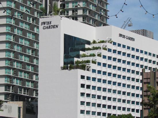 Serviced Apartment KL  Swiss Garden Residences Kuala