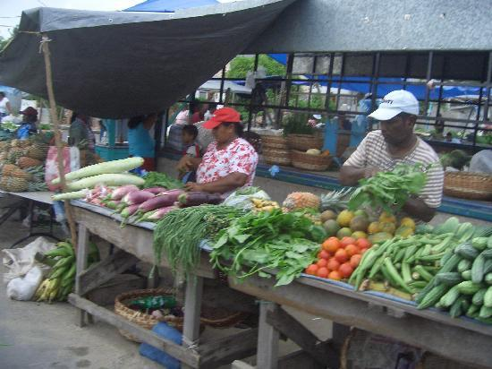 Georgetown, Gujana: Market Day