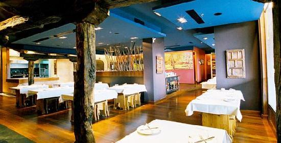 Sagardi Palacio de Hielo : Basque traditional restaurant