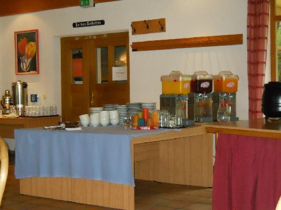 Ferienanlage Schwarzeck: Die Safttehke