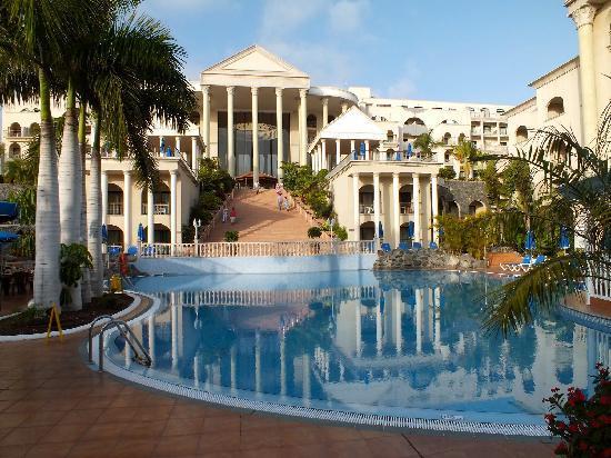 Back Of Hotel Picture Of Bahia Princess Tenerife Tripadvisor