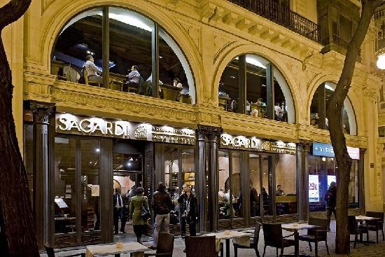 Sagardi Valencia Centro : Restaurant