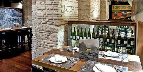 Orio BCN Gotic : See food and wine