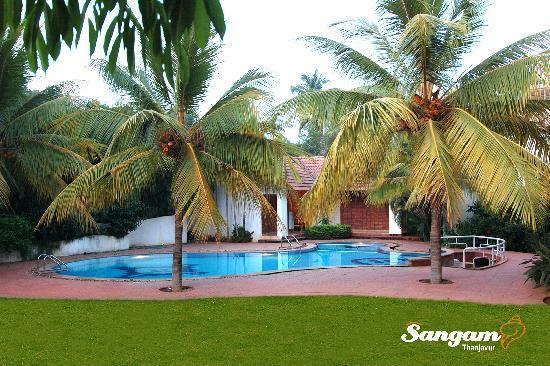Hotel Sangam Thanjavur Indien Omd Men Och Prisj Mf Relse Tripadvisor