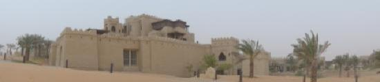 Qasr Al Sarab Desert Resort by Anantara : Wide view of the resort