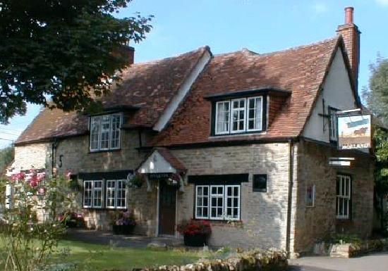 The Plough Inn Appleton: The Plough, Appleton