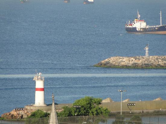 Mystic Hotel: Vue sur la mer de Marmara