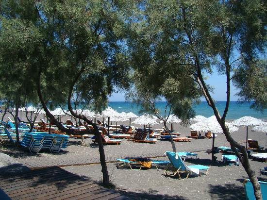Okeanis Beach Hotel: Spiaggia