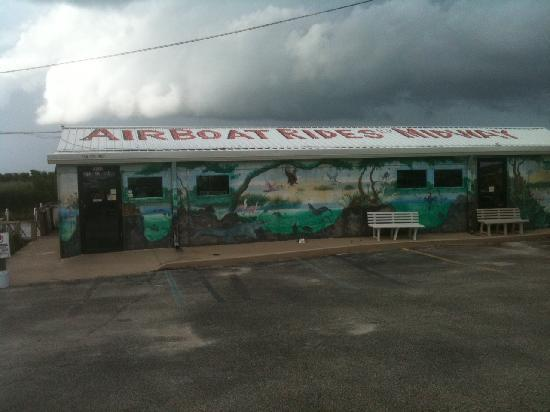 Airboat Rides! - Picture of AirBoat Rides at Midway, Christmas ...