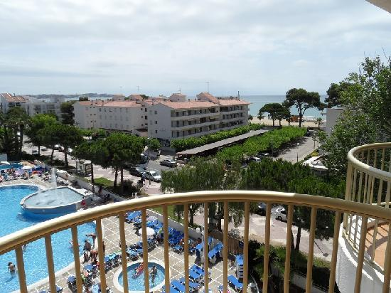 Hotel Best Cambrils: Room View
