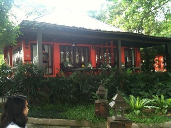 Baan Nam Ping Riverside Village : love our rooms