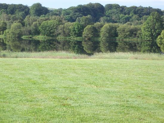 Loch Ken Holiday Park: Wonderfull morning loch