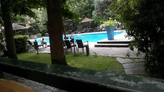 Hotel Clelia: Piscina