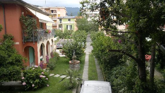 Hotel Clelia : Verde