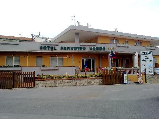 Marina di Bibbona, Italy: una foto dell'hotel scattata da noi