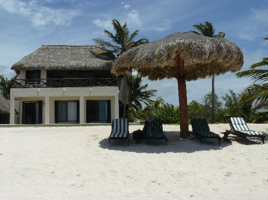 Casa Caracola: We rented the top floor