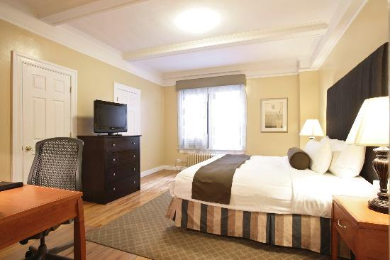 BEST WESTERN PLUS Hospitality House: Bedroom