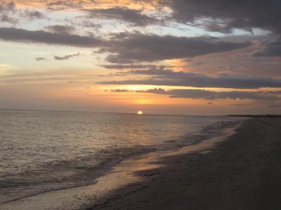 West-End Paradise: sunset, and the reason we love Sanibel