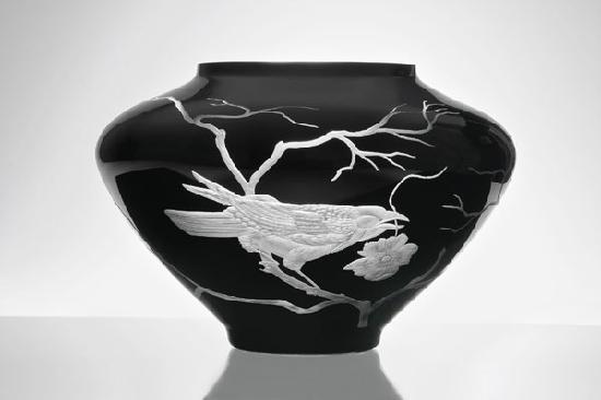 Artel - Poe in Black - Vase