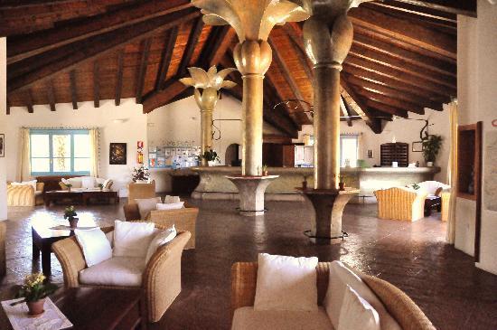Hotel Club Corte Bianca: La hall