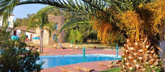 Hotel Club Corte Bianca: Le piscine