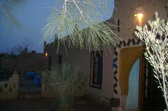 Riad Les Flamants Roses: entre   du riad