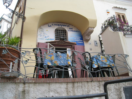 Al Convento Cetara.Sfizioso Recensioni Su La Cuopperia Del Convento Cetara