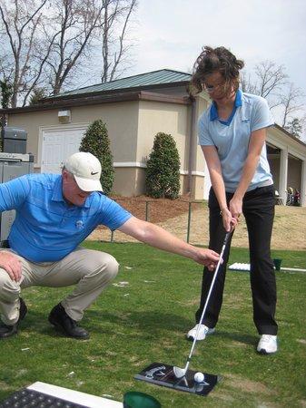 644a95299641 Custom Club Fitting - Picture of Ballantyne Golf Academy