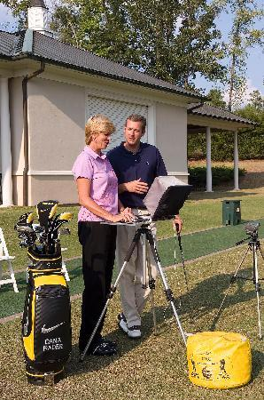 Private Driving Range Picture Of Dana Rader Golf School