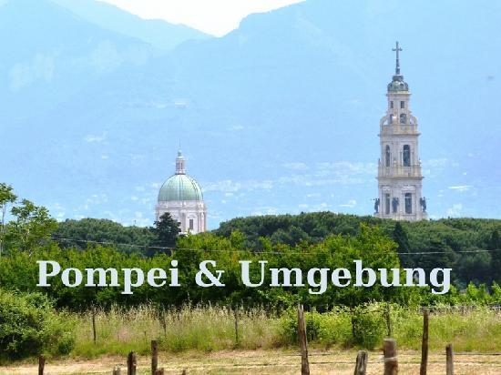 B&B Pompei Welcome : Santuario della Madonna del Rosario