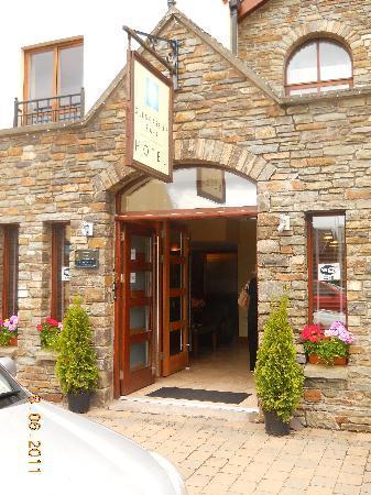 Glengarriff Park Hotel : The Beautiful Glengarriff Park