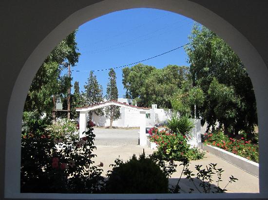 Tilos, Greece: The gardens