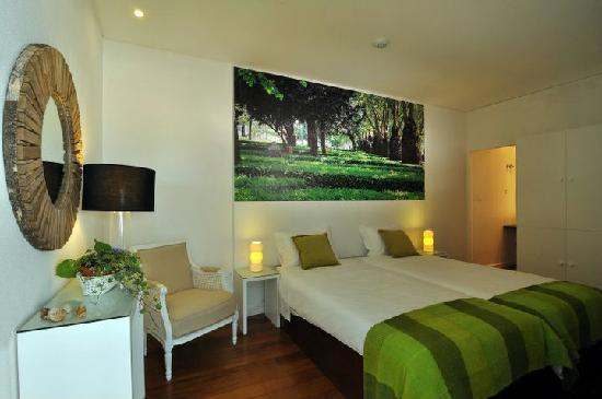 Gallery Hostel: Garden Suite