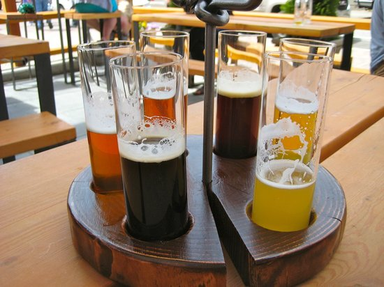 Leavenworth, WA: MMM Beer