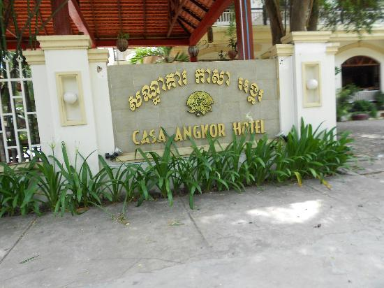 Grand Sunset Angkor Hotel: The hotel