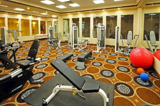 Holiday Inn Truro: Fitness Centre