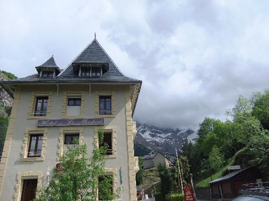 Hotel Le Marbore : Hotel le Marboré