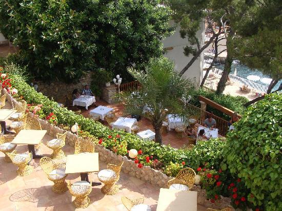 Roc Illetas Playa: terrace