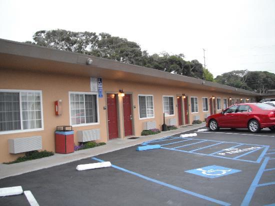 Super 8 Monterey: hotel