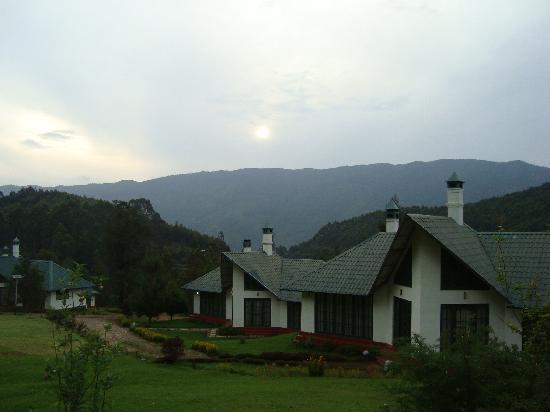 Camp Noel: bful view..