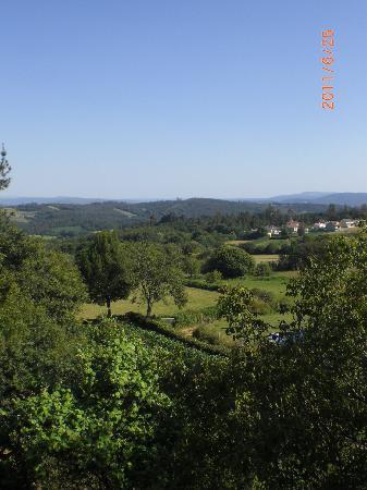 Arzua, إسبانيا: Desde la Habitacion