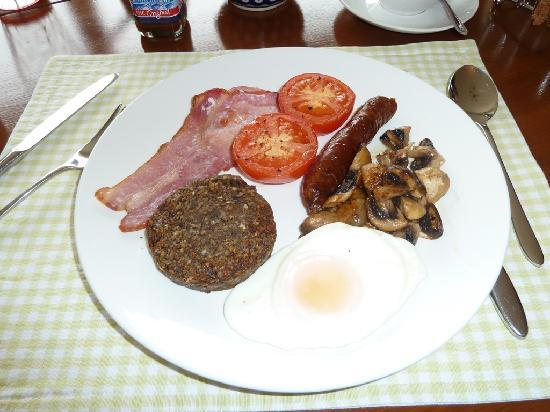 Gairloch View Guest House: The Bacon and Eggs are good Too