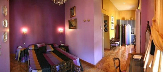 "Casa Pariolina: ""romantic suite"""