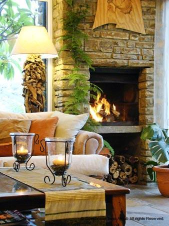 Guesthouse Terra Africa: lounge